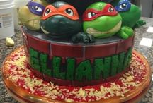 James' 5th Birthday/TMNT