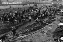 Old Time Excavation / Excavation in the past, how was it done, what did it look like. Man we have it easy now days!