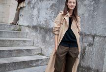 Street style - pants / Inspiring street style images of stylish people around the world.