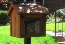 Little Free Library / by jodidanziger