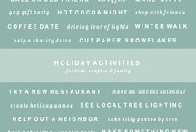 Holidays  / by Jade Newman
