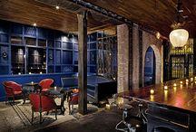 Restaurants & Bars / Inspiring hospitality venues