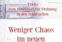 Tipps &Tricks Alltag