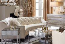 white side decor