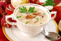 Soups / by Denise Foppiano-Gialamas
