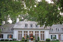 Hus og fasader