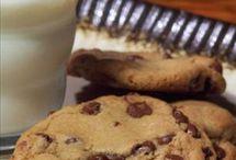 Cookies με σοκολατα