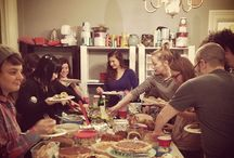 Friendsgiving / by Ashley Moore