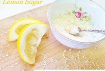Lemon Sugar / Kitchen Wisdom Gluten Free Lemon Sugar Recipe /