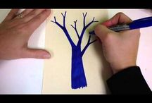 Trees: drawing trees