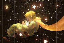 Le Petit Prince / The Little Prince who will be grown up but it's not a problem.