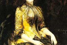 Spain - 1880-1889 : Women