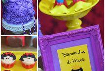 Festas Diferentes // Ideias / Festas temáticas diferentes