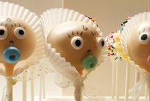 cake pops / by Sonja Hilhorst