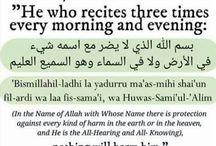 Duas Islamic