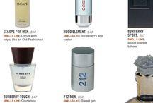 Erkek parfume