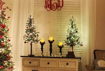 Christmas decor  / by Shannon Brown