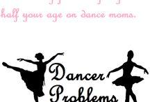 Dancer probs / by Kristana Doreck