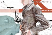 C&T A/W 2014 Preview Illustrations / Illustrations by Paul Talarico