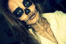 Schminkideen Halloween