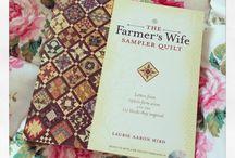 Homemakery Farmer's Wife Quilt A Long / Farmers Wife Quilt A Long