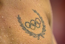 Olympic games tattoos