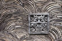 Giwa-Korean roof tiles