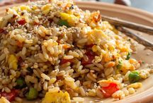 Riz & légumes