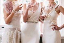 WEDDING STYLING  | Art Deco