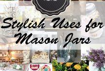 We ❤️ Mason Jars