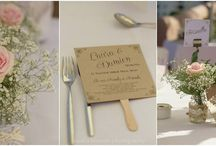 L & D Nerja Spain on the day wedding stationery