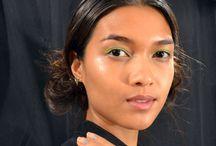 Fashion Week Makeup 2014