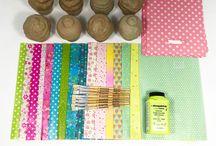 Lazoe.nl / DIY knutselpakketten, verjaardagspakketten, decopatch, ecoshape, keramiek, vogelhuisjes etc