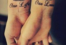 Couples Tattoos :)