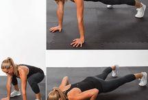 Body workout / by Cristina Sáenz