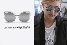 Celeb Style: Gigi Hadid / by Beginning Boutique