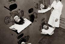 Old classic nursing photos / by C. C.