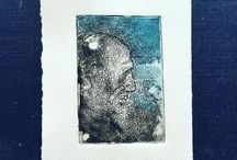 my work What is the optimum number for a limited edition of #prints #etching #aquatint #art #drawing