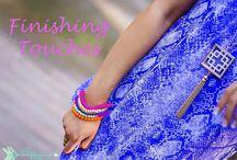 FINISHING TOUCHES / by Ella Bleu