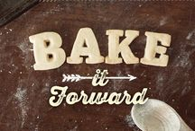 Bake it Forward / #BakeitForward for someone who needs a sweet pick-me-up! Learn more on the Arrowhead Mills Blog. In partnership with @arrowheadmills  / by Jennifer Chong | See and Savour