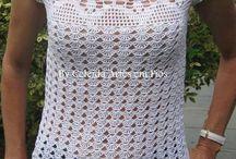 tejido blusa