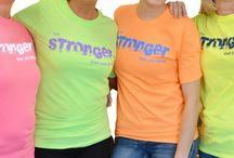 I'm Stronger Than You Think / Show Your Strength With This Powerful Phrase / by Choose Hope