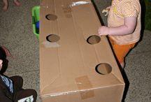 Zrób coś z kartonu | DIY CardBoard / Tutaj publikuje znalezione w internecie ciekawe pomysły na zrobienie czegoś samemu z wykorzystaniem kartonu.