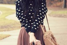 Fashion & Style / by Sophie Croser