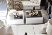 Stue / Ideer til stuen