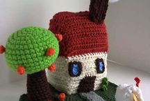 crochet toys / by A Touch of Balance