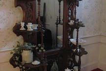 Antique Furniture / by 👱 Melissa 💞