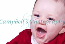 Bouncing Babies / Capturing those beautiful smiles and squishy roles and they start to show their personality.