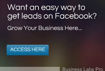 how to get leads on Facebook / Having the right tools is what you need to generate leads on FACEBOOK, Instagram & Pinterest.