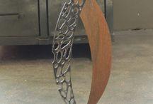 Metales escultura